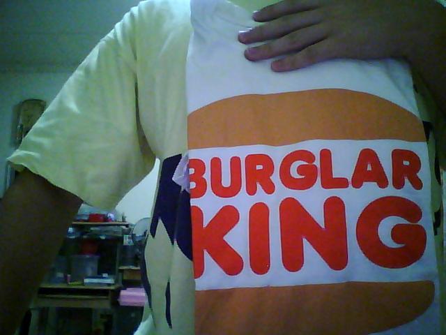 Burglar King