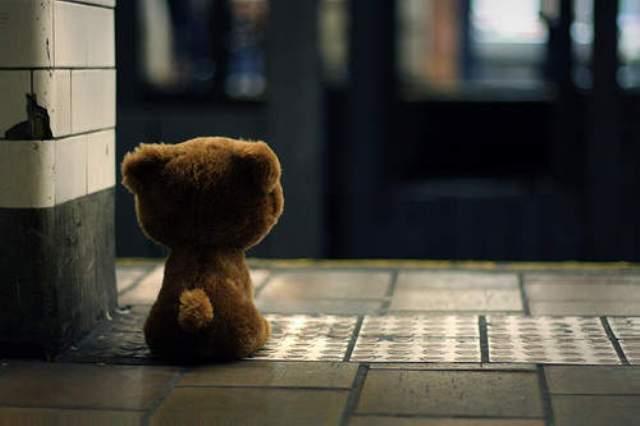130717 waiting bear
