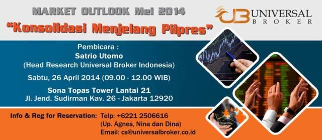 140426 Market Outlook