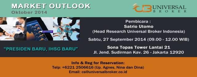 140926 Market Outlook Oktober