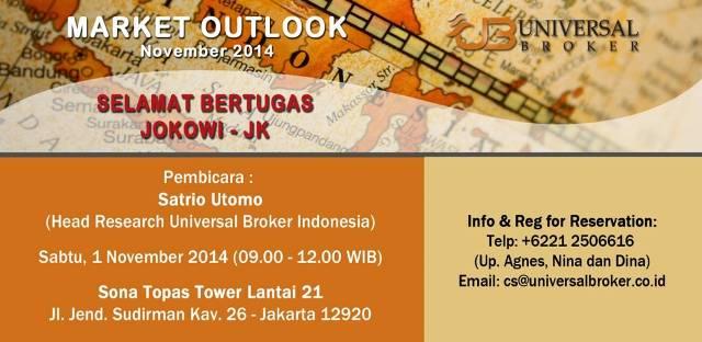 141030 Market Outlook November