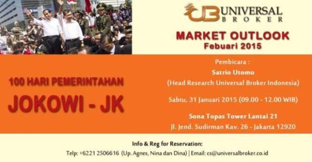 150130 Market Outlook Februari